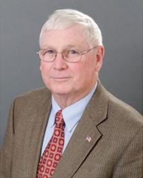 Headshot portrait of William Haney