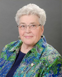 Headshot portrait of Barbara Pittman