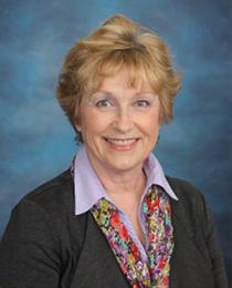 Headshot portrait of Teresa Stump