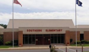 Southside Elementary building exterior