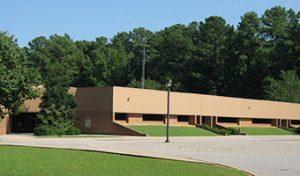 Sunnyside Elementary building exterior