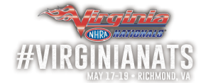 Virginia NHRA Nationals May 17-19 Richmond