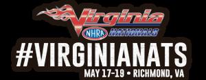 Virginia NHRA Nationals May 17-19 Richmond