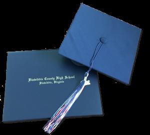 DHS Diploma and Cap