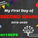 SES 2 First Day Photo Board