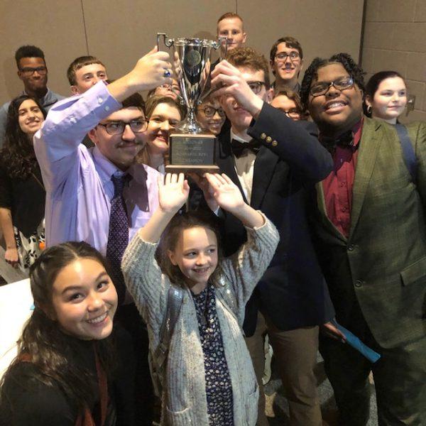 Region 4B Scholastic Bowl Champions