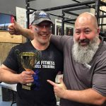 LW Champion Michael Dalton