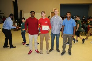 DCPS Students Participate in the First Tri-Cities STEAM Competition