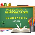 Preschool Kindergarten Registration