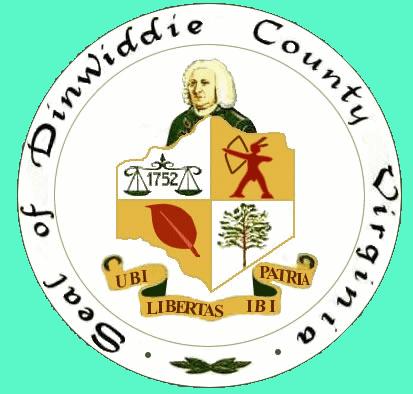 Dinwiddie County logo