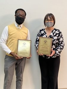 New Teachers of the Year May 2021