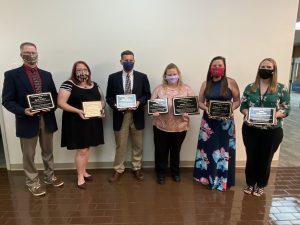 Teachers Of The Year May 2021