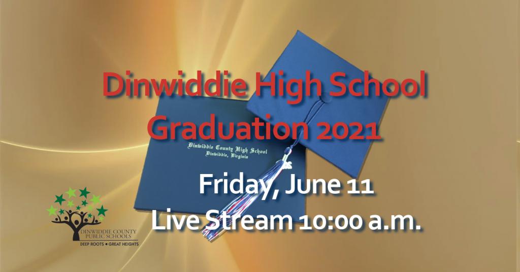 Graduation 2021 Live Stream 6 11 10am