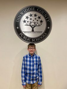 19-20 Spelling Bee Winner