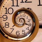 Eternal clock image to represent Daylight Saving Time