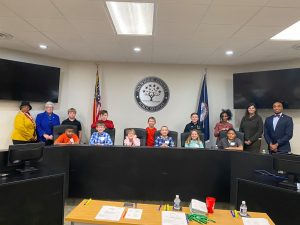 19-20 Division Spelling Bee Participants