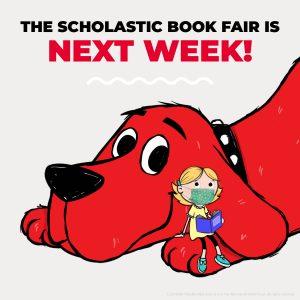 Book Fair New Week!