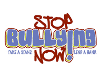 Stop Bullying Now logo