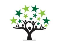 Dinwiddie tree logo