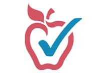 Teacher Lists apple & checkmark logo
