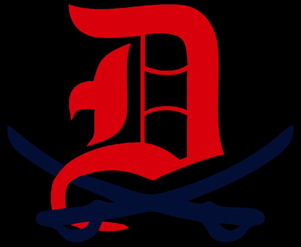 D Swords Logo shadow