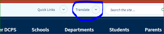 TranslateButtonForPages