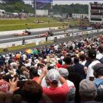 Racing cars at Virginia Motorsports in Dinwiddie, VA