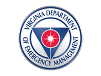 Virginia Department of Emergency Management logo